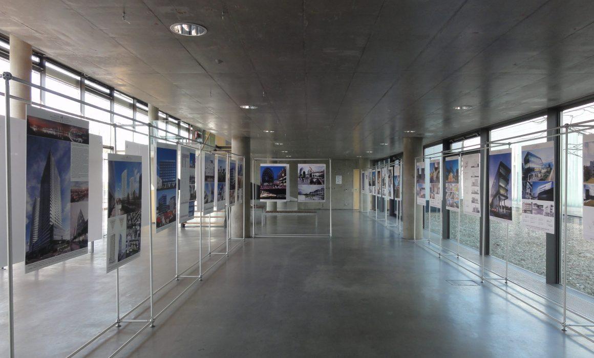 Slovak architecture exhibition in Wismar