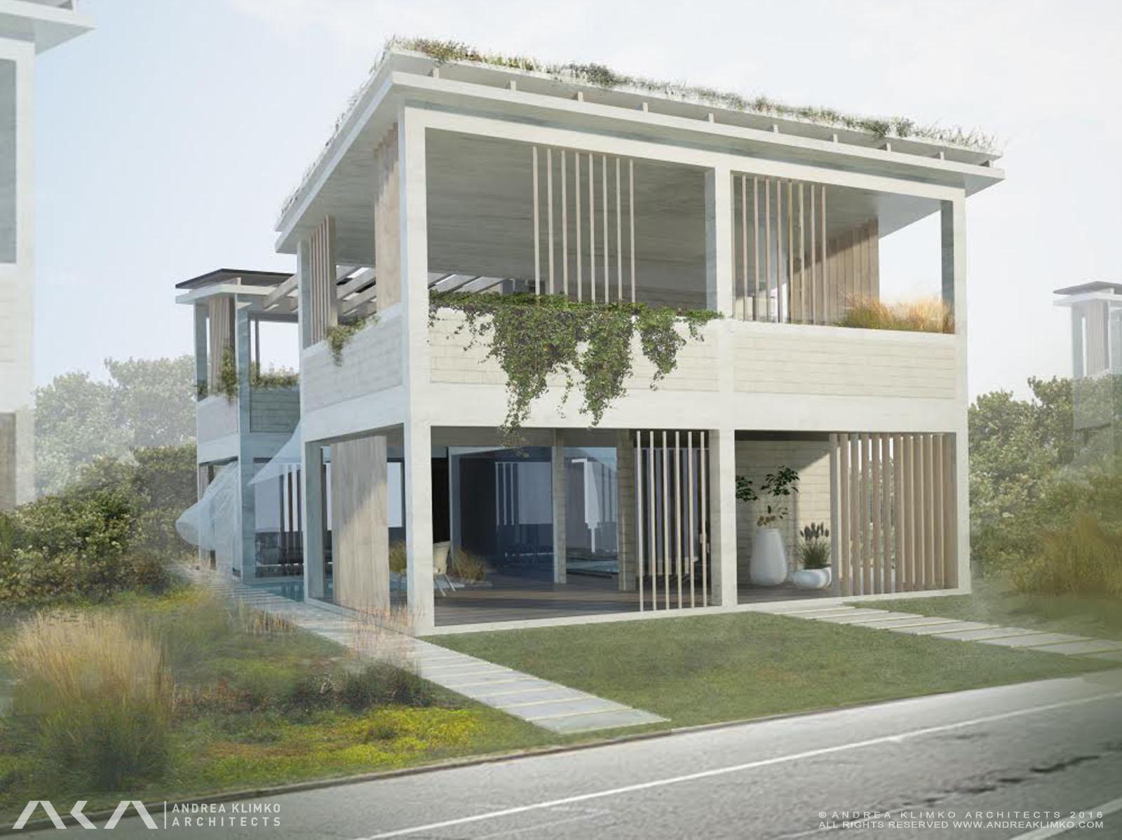 Eco house, Melaka